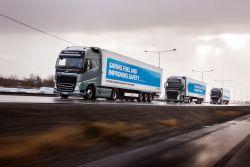 Semi-Autonomous Trucks Set to hit British Roads in 2018