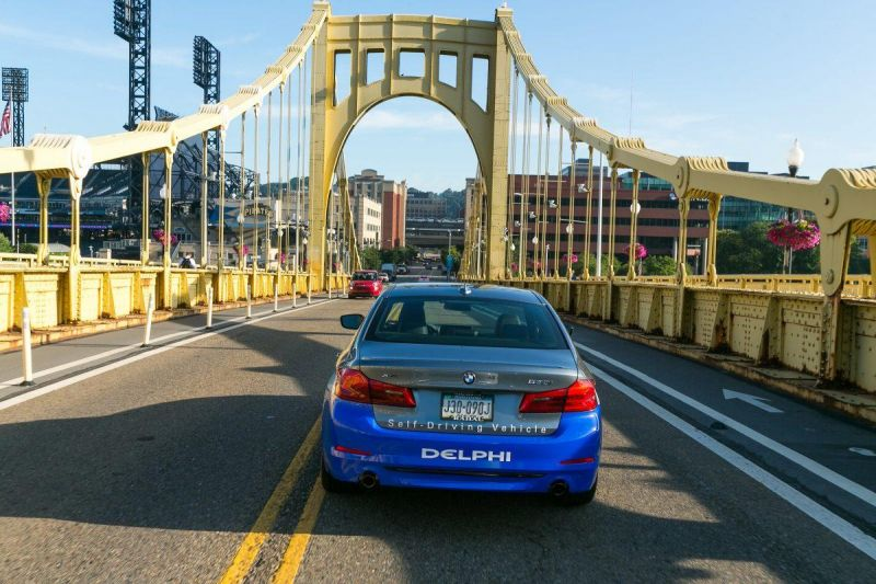 Delphi to Add 100 Jobs to Self-Driving Operations in Pittsburgh