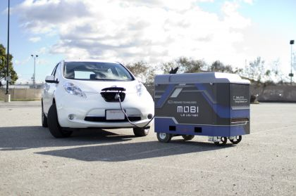 Second-life, Mobile Battery Stations Could Improve EV Charging