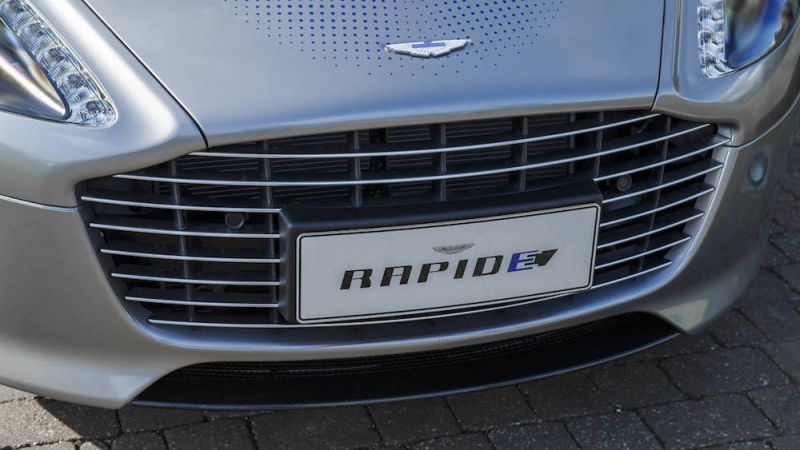 Aston Martin Moving to All-Hybrid and EV Lineup
