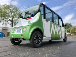Driverless Shuttles to Begin Shuffling Staff in Downtown Detroit