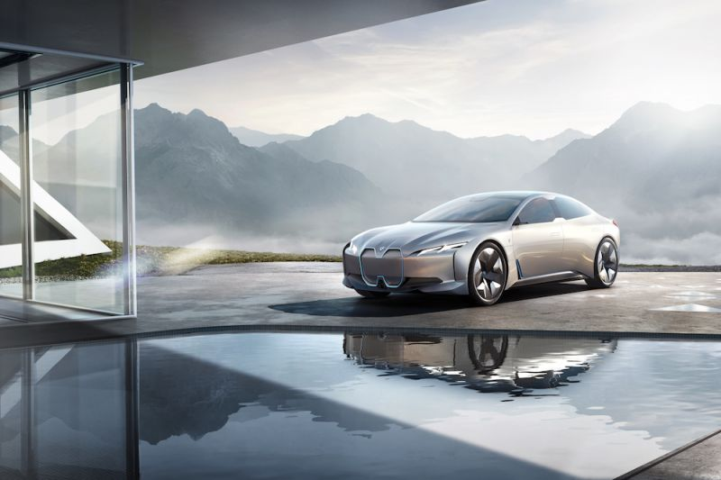 BMW Charges Towards an Electrified Lineup