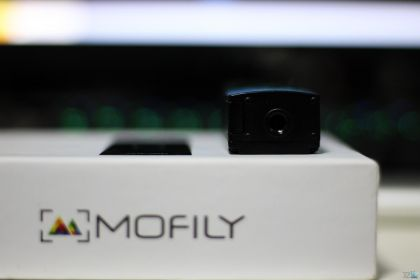 Mofily Shows its AI Based Motorcycle Assistance System at TechCrunch Disrupt