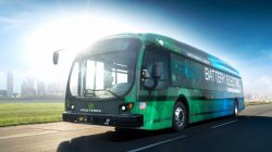 Proterra's Electric Bus Sets World Record of 1,013 Miles on a Single Charge