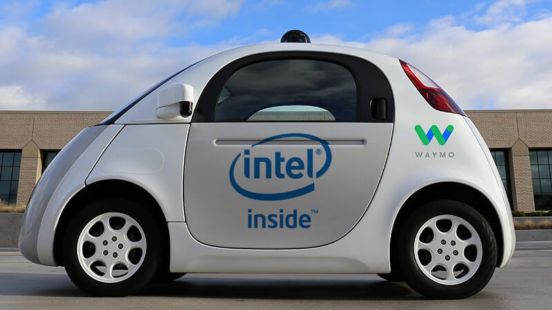 September 20, 2017 News of the Day:  Intel & Waymo Team Up on Fully Autonomous Vehicles, Delphi & BlackBerry Form Partnership on Self-Driving Software System