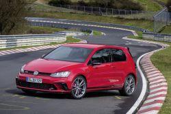 Volkswagen Developed an Autonomous Golf to Help Racecar Drivers