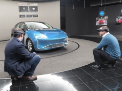 Ford Testing Microsoft Hololens in Design Studio for More Stylish Cars