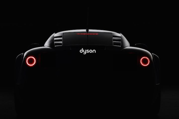 Dyson Reveals Plans To Build Radical Electric Car
