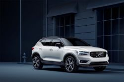 Volvo's Compact SUV to Become Automaker's First EV