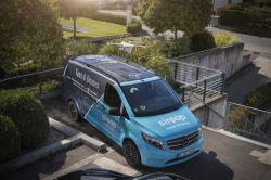 Mercedes-Benz, Matternet & Siroop Start Pilot Program for E-Commerce Delivery Using Drones