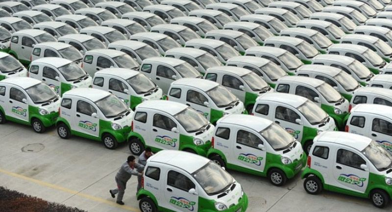 Is China's NEV Program a Step Too Far?
