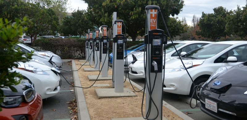 ChargePoint Rolls Out 'Tap-and-Charge' Features for EV Stations