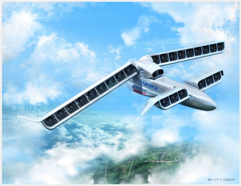 Oct 5th, 2017 News of the Day: Boeing to acquire Aurora Flight Sciences in bet on autonomous flight