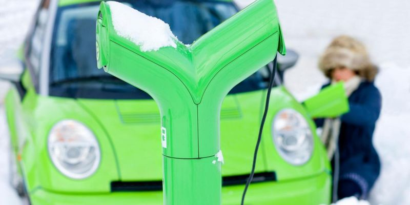 The give and take of EV charging
