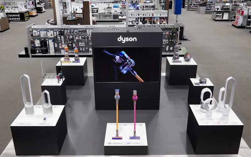 Dyson Expands into the Auto Industry with an Electric Car