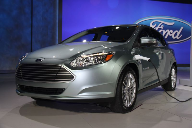 Ford Establishes Team Edison to Ignite Critical EV Strategy