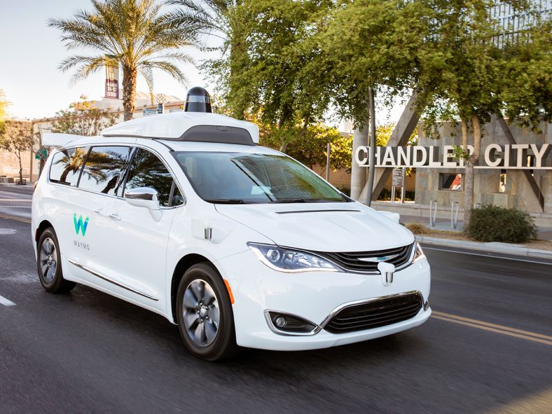 Waymo Plans to Unleash Robocar Service