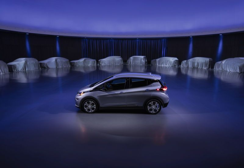 General Motors to Build 20 New Electric Vehicles by 2023