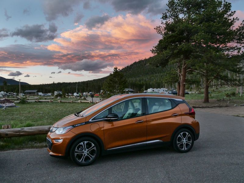 Watch Out Tesla, GM Looks to Introduce two EVs by 2019