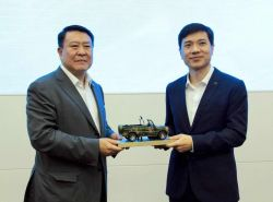 Oct 13th, 2017 News of the Day: Baidu plans to mass produce Level 4 self-driving cars with BAIC by 2021