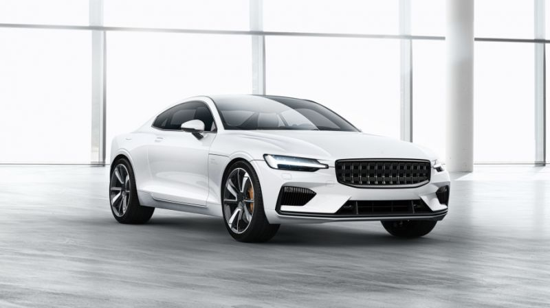 Polestar Unveils its First Car - the High Performance Polestar 1