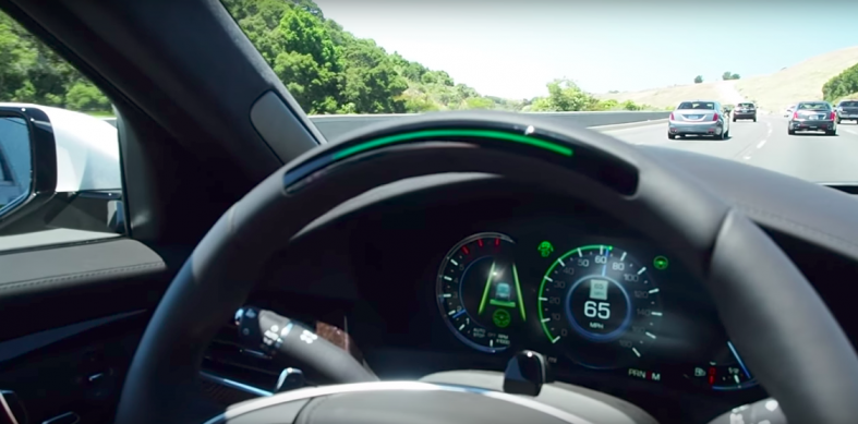 Ushr HD Mapping Data to be Used in Cadillac's Super Cruise