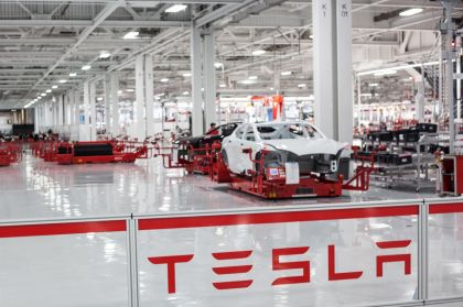Tesla Reportedly Reaches a Deal to Build Factory in China