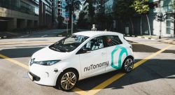 Delphi Acquires Boston Self-Driving Start-Up nuTonomy for $400 Million