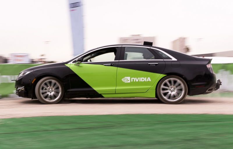 Nvidia And Nxp In Heated Compeion To Create Smart Cars