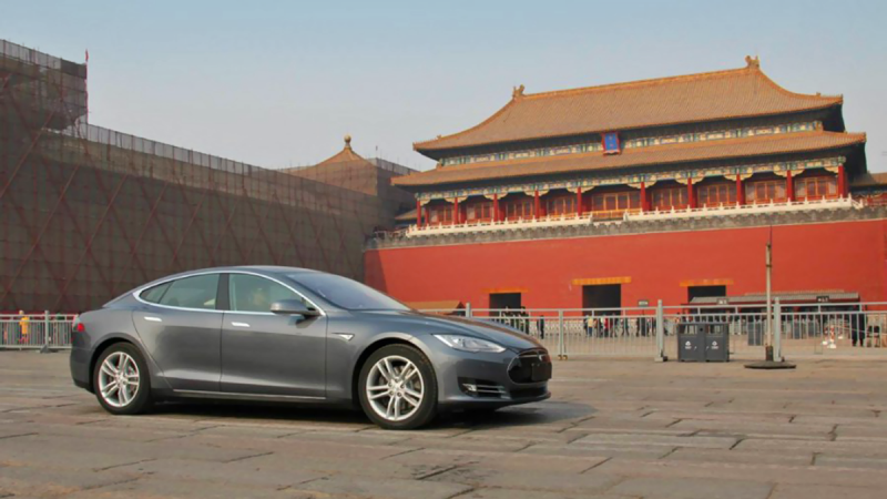 Electric Vehicles are Set for a Record Year in China