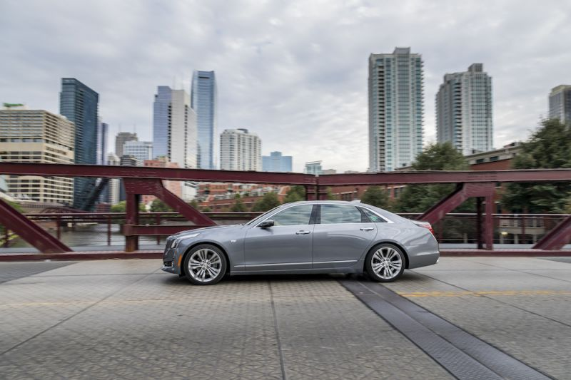 2018 CADILLAC CT6 TEST DRIVE: Move Over Tesla, GM's 'Super Cruise' is the Real Deal