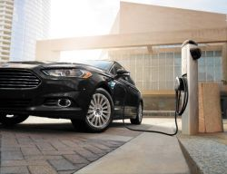 Ford Wants to Make EV Ownership More Convenient for Employees