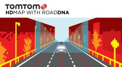 TOMTOM HD Maps for Autonomous Driving Extends to Japan