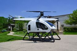 Workhorse Group to Showcase World's First Personal Hybrid Electric Octocopter at 2018 CES