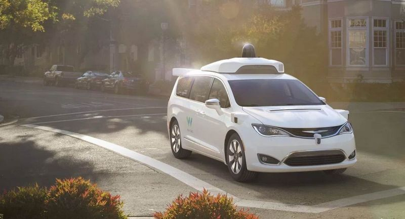 Waymo Makes History: A Self-Driving Ride Service With No One Behind the Wheel