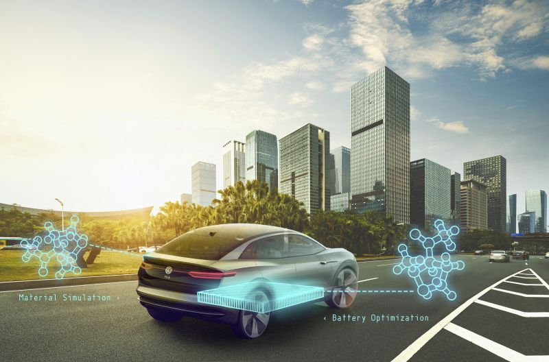 November 7, 2017 News of the Day: Google & VW Partner on Quantum Computers to Develop Battery & Self-Driving Technology, Tencent Develops Autonomous Driving System