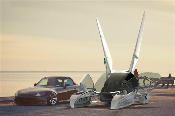 Hoversurf Unveils $97,000 Flying Car Made with 3D-Printed Materials