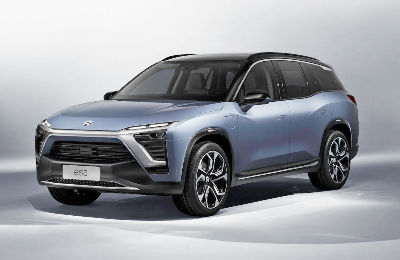 Chinese EV Startup Nio Raises $1 Billion From Tencent & Others