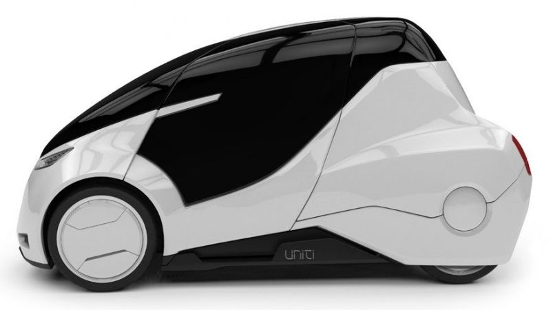 Uniti's Crowdfunded EV Will be Available in 2019