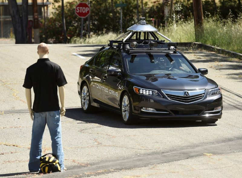 Semi-Faulty Driverless Cars Can Save Thousands of Lives, According to RAND Researchers