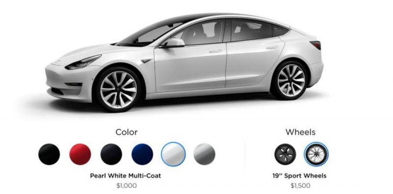 November 21, 2017 News of the Day: Tesla Allowing Reservation Holders to Configure Their Model 3s, Key Safety Systems Signs Deal to Acquire Airbag Maker Takata for $1.6 Billion