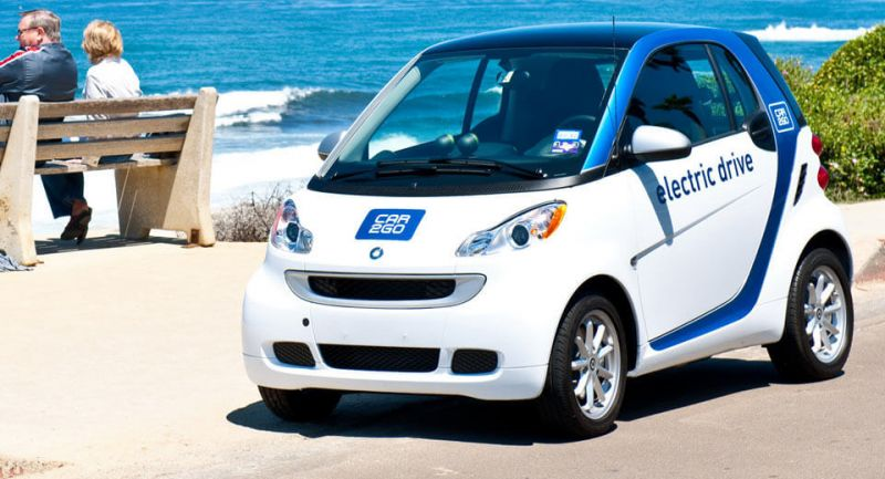 Car2go Upgrades Smart Car Fleet to Mercedes-Benz Vehicles