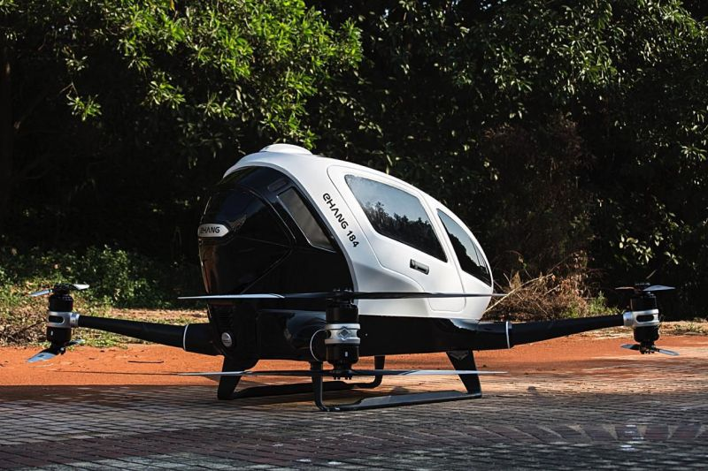 China Startup has Developed a Flying Car That it Plans to Roll Out Next Year