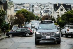 California Wants in on Fully Self-Driving Car Testing