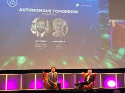 Waymo CEO John Krafcik Talks Autonomous Cars at Automobility LA