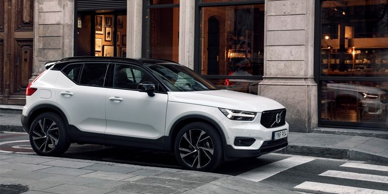 Volvo Announces Subscription Car Plan for its New XC40 Crossover
