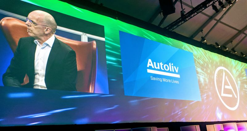 Autoliv is Working to Make Automotive Systems Smarter