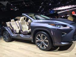 Lexus Rolls Out 2018 Lexus RX 350L