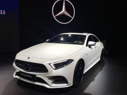 Mercedes-Benz Refreshes Its CLS