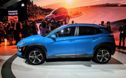 Hyundai Unveils the Kona, its New Compact SUV